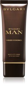 Bvlgari Man Wood Essence bálsamo after shave para homens