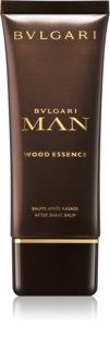 Bvlgari Man Wood Essence balzam po holení pre mužov