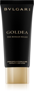 Bvlgari Goldea The Roman Night lait corporel à paillettes pour femme