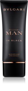 Bvlgari Man in Black Aftershave Balsem  voor Mannen