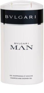 Bvlgari Man gel de duche para homens
