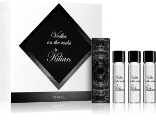 By Kilian Vodka on the Rocks (1x Refillable + 3x Refill) Unisex