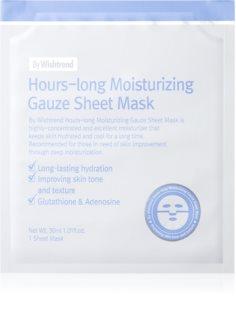 By Wishtrend Hours-long máscara em filme com efeito altamente hidratante e nutritivo