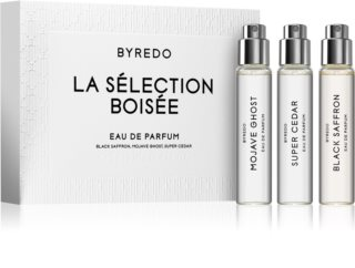 Byredo La Sélection Boisée confezione regalo unisex