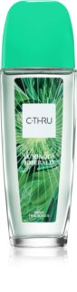 C-THRU Luminous Emerald Spray corporal perfumado para mulheres