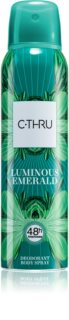 C-THRU Luminous Emerald deodorante da donna