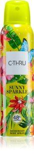 C-THRU Sunny Sparkle Deodorant til kvinder