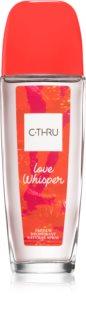 C-THRU Love Whisper Body Spray