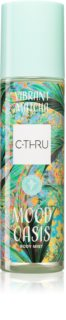 C-THRU Mood Oasis Vibrant Matcha Refreshing Body Spray for Women