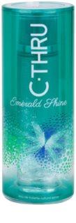 C-THRU Emerald Shine eau de toilette da donna