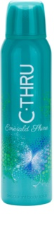 C-THRU Emerald Shine déo-spray pour femme