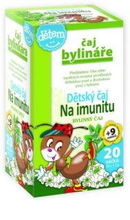 Čaj Bylináře Dětský čaj Na imunitu čaj na podporu imunity
