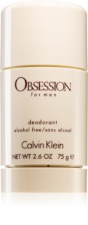 Calvin Klein Obsession for Men део-стик (без спирта) для мужчин