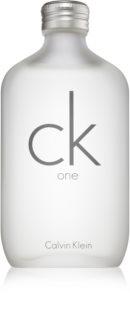 Calvin Klein CK One eau de toilette unissexo
