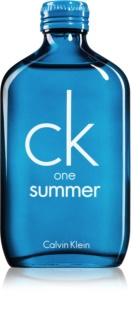 Calvin Klein CK One Summer 2018 eau de toilette mixte