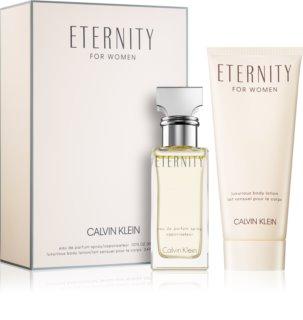 Calvin Klein Eternity coffret cadeau pour femme