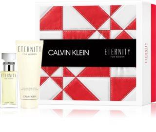 Calvin Klein Eternity coffret cadeau XIV. pour femme