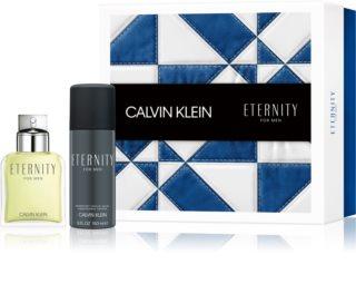 Calvin Klein Eternity for Men zestaw upominkowy XVI. dla mężczyzn
