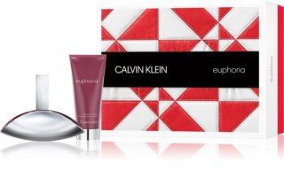 Calvin Klein Euphoria zestaw upominkowy XVIII. dla kobiet