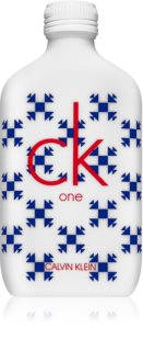 Calvin Klein CK One Collector's Edition eau de toilette mixte