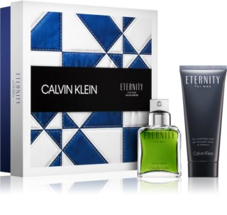 Calvin Klein Eternity for Men confezione regalo XVIII. per uomo