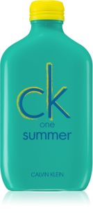 Calvin Klein CK One Summer 2020 eau de toilette mixte