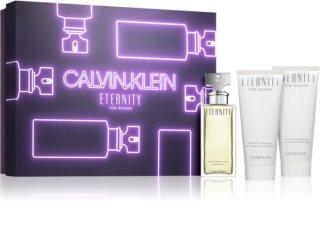 Calvin Klein Eternity coffret III. para mulheres