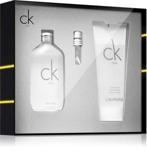 Calvin Klein CK One Gift Set III. Unisex