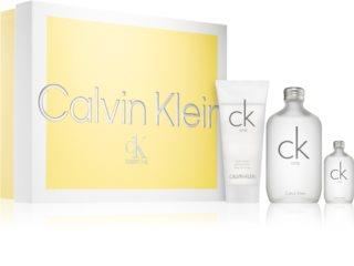 Calvin Klein CK One darčeková sada III.
