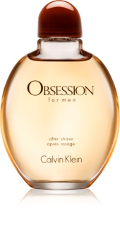 Calvin Klein Obsession for Men Aftershave lotion  voor Mannen