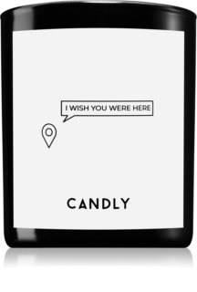 Candly & Co. I wish you were here  ароматна свещ