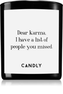 Candly & Co. Dear karma Duftkerze