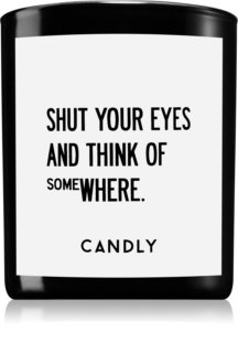 Candly & Co. Shut your eyes ароматна свещ