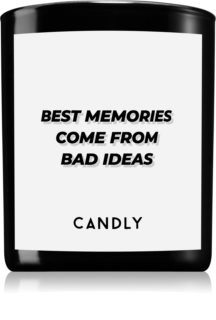 Candly & Co. Best memories ароматна свещ