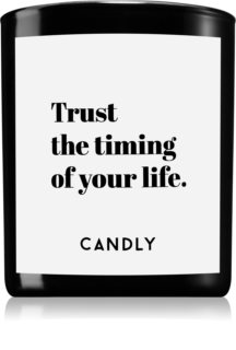 Candly & Co. Trust the timing Duftkerze