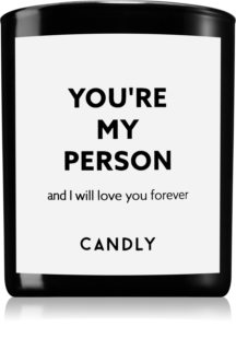 Candly & Co. You're my person ароматическая свеча