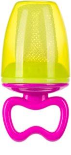 Canpol babies Dishes & Cutlery krmicí síťka na ovoce Pink