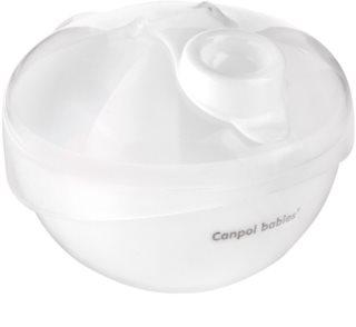 Canpol babies Milk Powder Container dávkovač sušeného mléka White