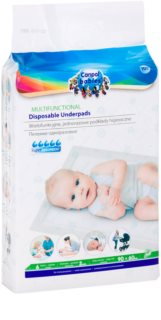 Canpol babies Disposable Underpads disposable changing mats Super Absorbent