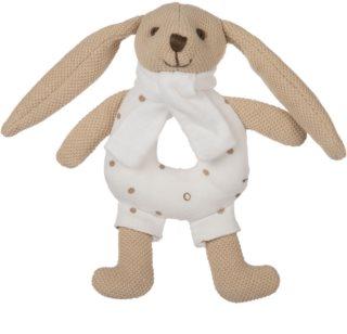 Canpol babies Bunny chrastítko Beige
