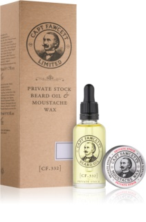 Captain Fawcett Private Stock Cosmetica Set  I. voor Mannen