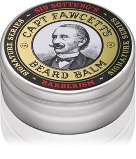 Captain Fawcett Sid Sottung Moustache Wax