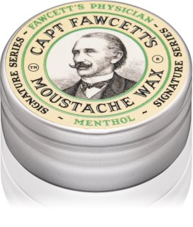 Captain Fawcett Fawcett's Physician cire pour moustache