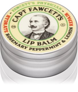 Captain Fawcett Fawcett's Physician balzam na pery pre mužov