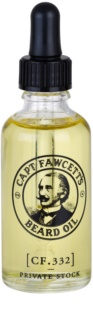 Captain Fawcett Beard Oil olej na bradu
