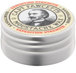 Captain Fawcett Expedition Strength Mustaschvax