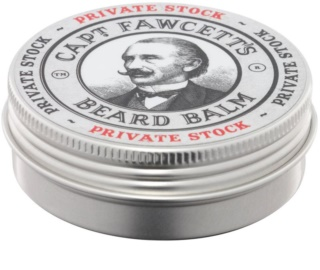 Captain Fawcett Private Stock baume à barbe