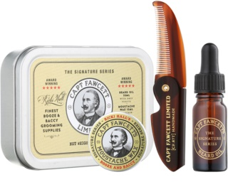 Captain Fawcett Ricki Hall´s kit di cosmetici I. per uomo