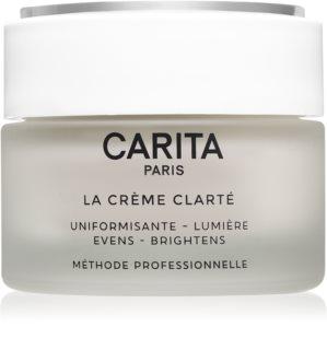 Carita Clareté  crème de jour illuminatrice effet hydratant