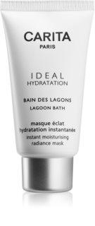 Carita Ideal Hydratation Máscara hidratante radiance com efeito instantâneo